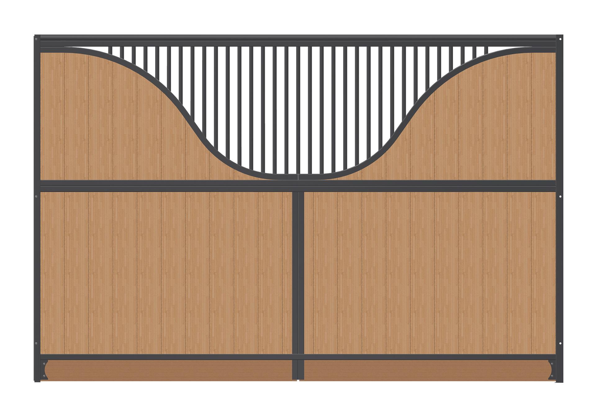 Trennwand-3,5m-2x-S-Bogen