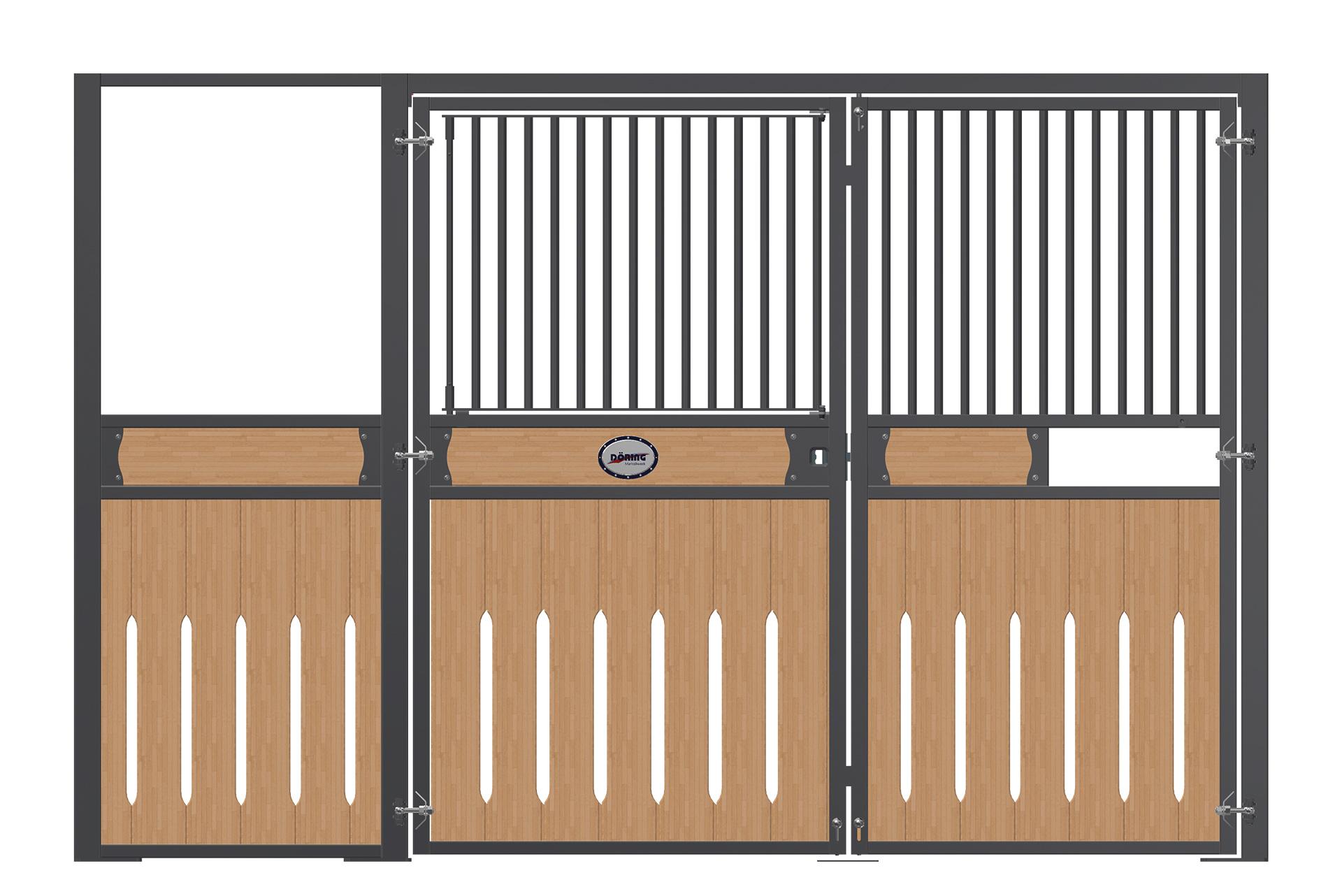 Front-Exclusiv-doppel-Drehtür-1Qr-FL-KG-HR