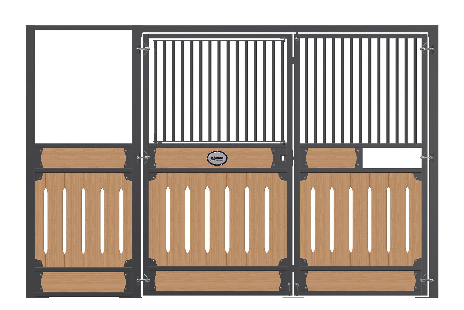Front-Exclusiv-doppel-Drehtür-2Qr-FL-KG-HR