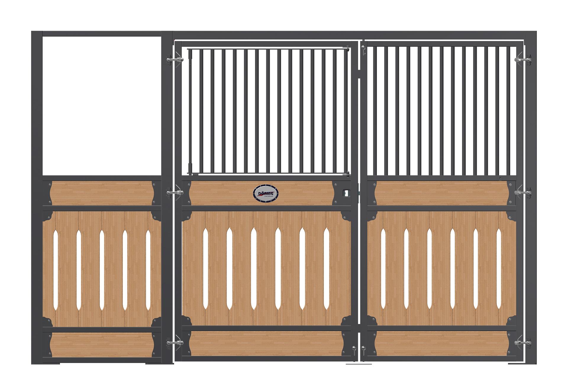 Front-Exclusiv-doppel-Drehtür-2Qr-KG-HR
