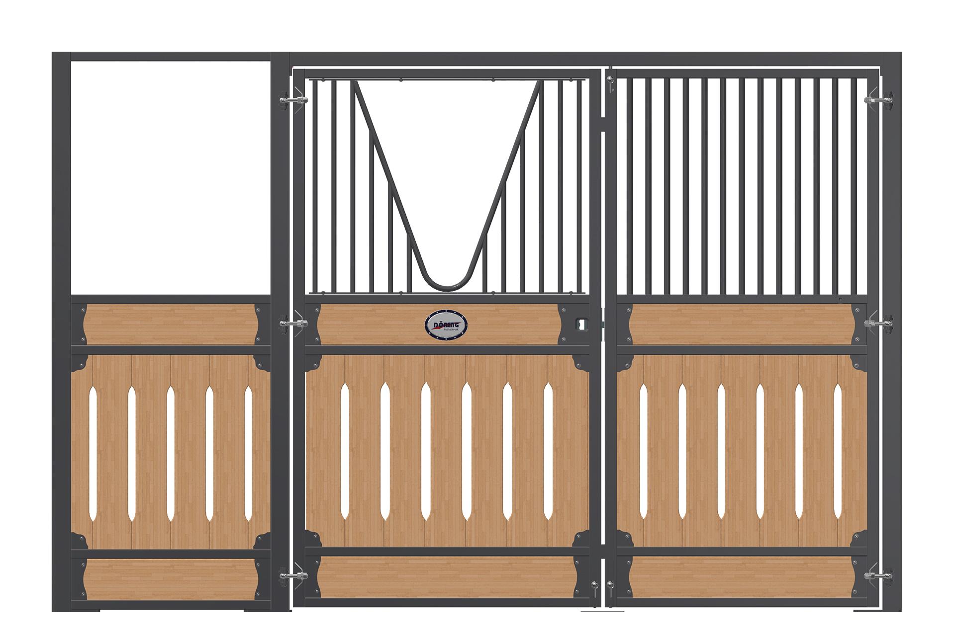 Front-Exclusiv-doppel-Drehtür-2Qr-WR-HR