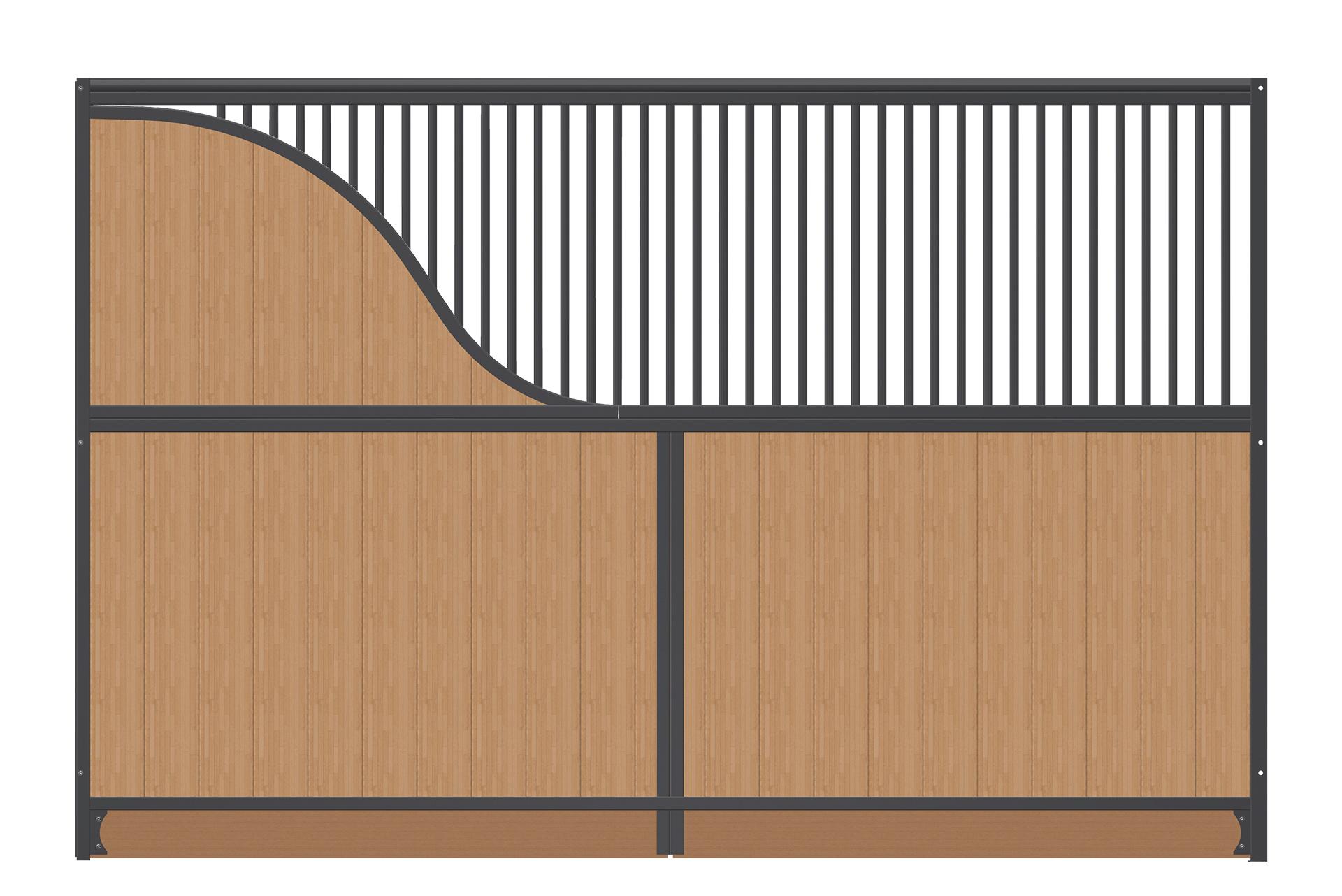 Trennwand-3,5m-1x-S-Bogen