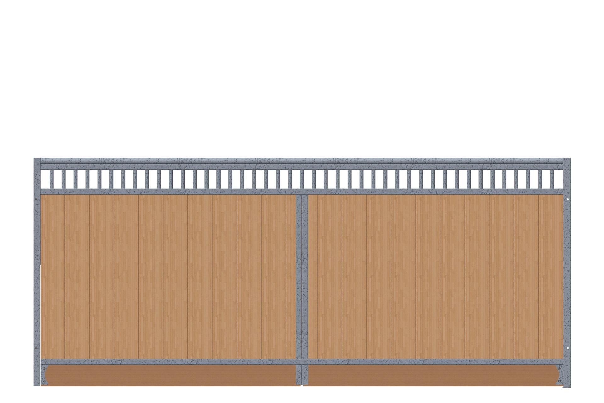 Trennwand-HH-3,5m-1,5m-hoch-verzinkt